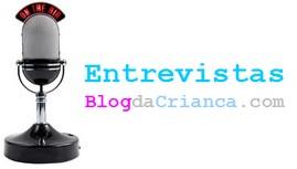 Entrevistas blog da criança