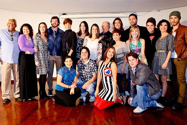 Apresentação do Elenco de Chiquititas pelo SBT - Fotos de Lourival Ribeiro SBT ©