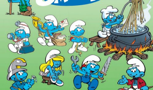 Colecione os Smurfs da Planeta De Agostini