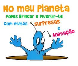 planeta da formiga azul
