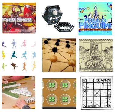 Jogos de Mesa - Jogos de Tabuleiros