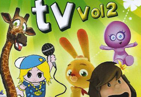 Músicas Infantis - Os teus amigos da Tv
