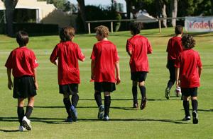 Escolinha de Futebol Carlos Queiroz