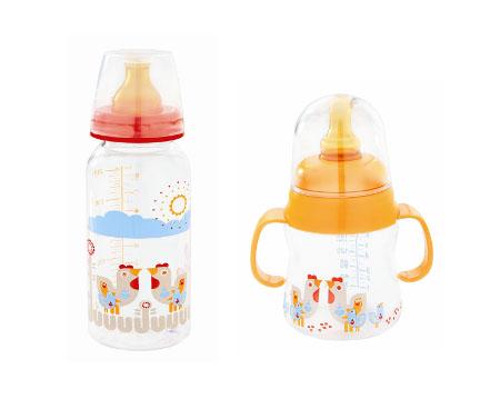 Biberão e Caneca para Bebés