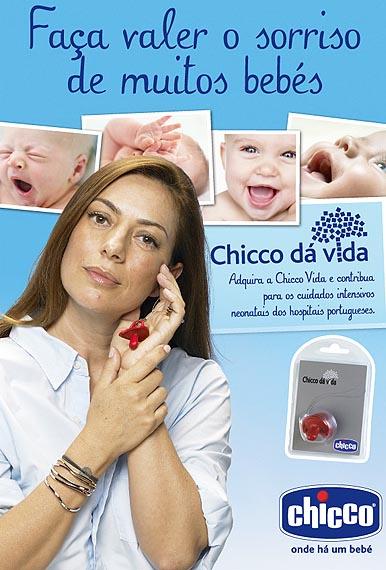 Campanha Chicco dá Vida
