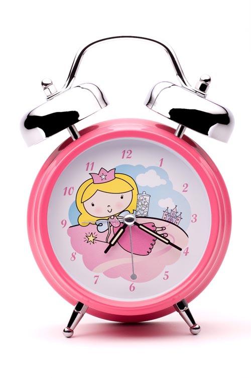 Despertador Personalizado Rosa