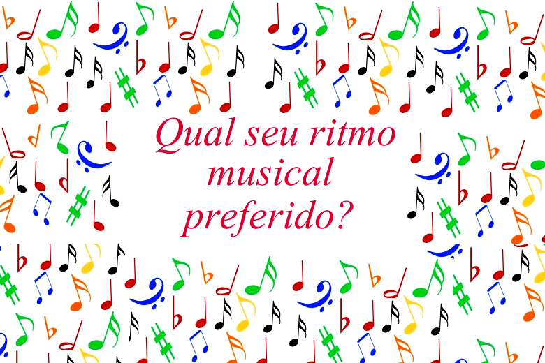 Diferentes Tipos de Música - Ritmos e Países