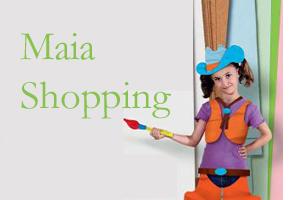 Brincadeiras e Actividades no Maia Shopping - Outubro de 2010