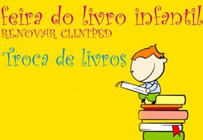 Feira do Livro Infantil - Renovar Cliniped