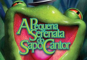 Livro - A Pequena Serenata do Sapo Cantor