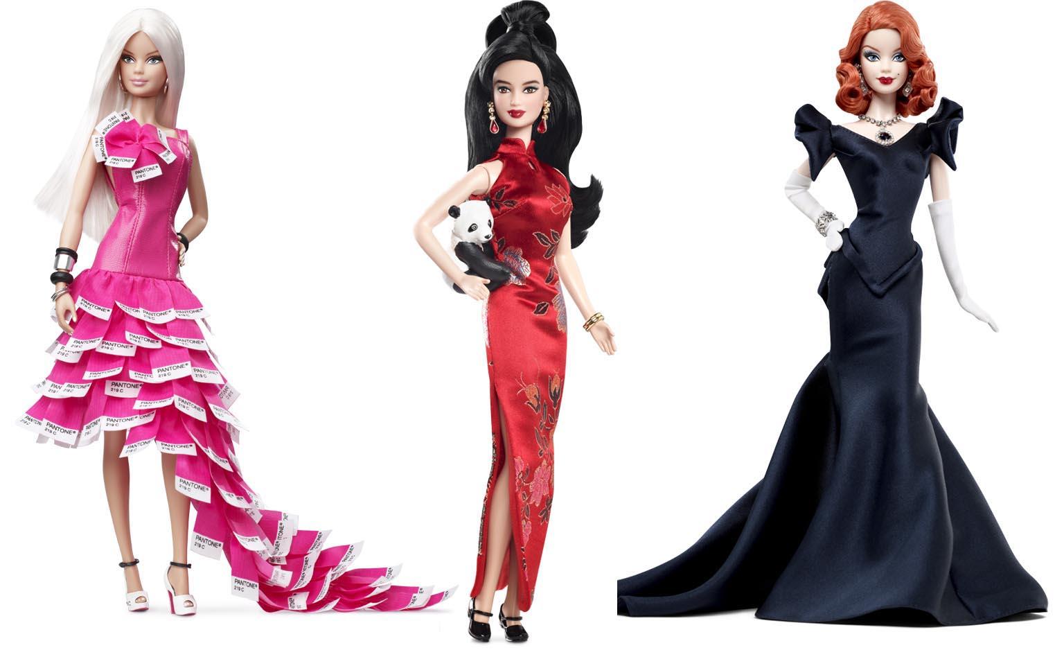 barbie-modelos