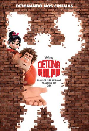 Detona Ralph - Filme Disney
