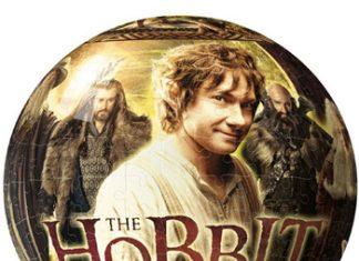 Quebra-Cabeça Esférico O Hobbit