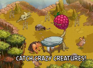 Os Croods - Jogo