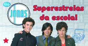 Superestrelas da Escola - Jonas