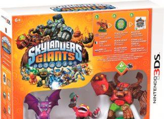 Figuras Skylanders Giant
