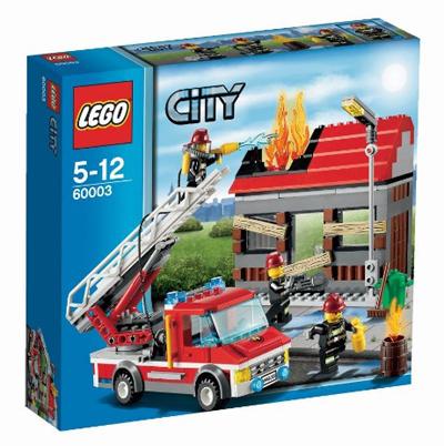 LEGO City: 5 aos 12 anos