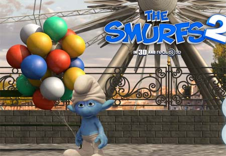 os-smurfs-estao-de-volta