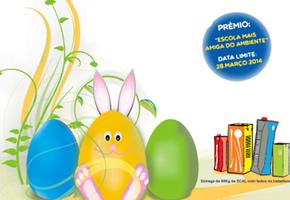 Concurso Escolar Ovos Amarelos - Reciclagem