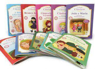 Livros infantis para deficientes visuais