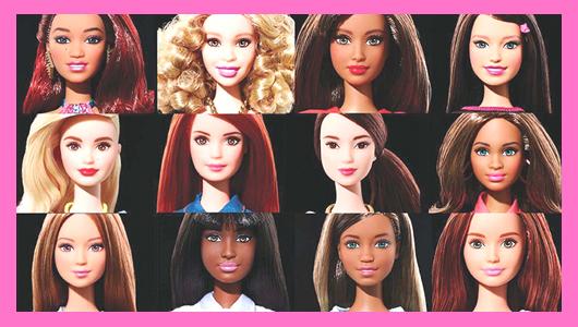 barbie-fashionista-diferentes-looks