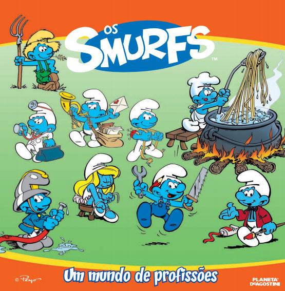 os-smurfs-colecao-planeta-d-agostini